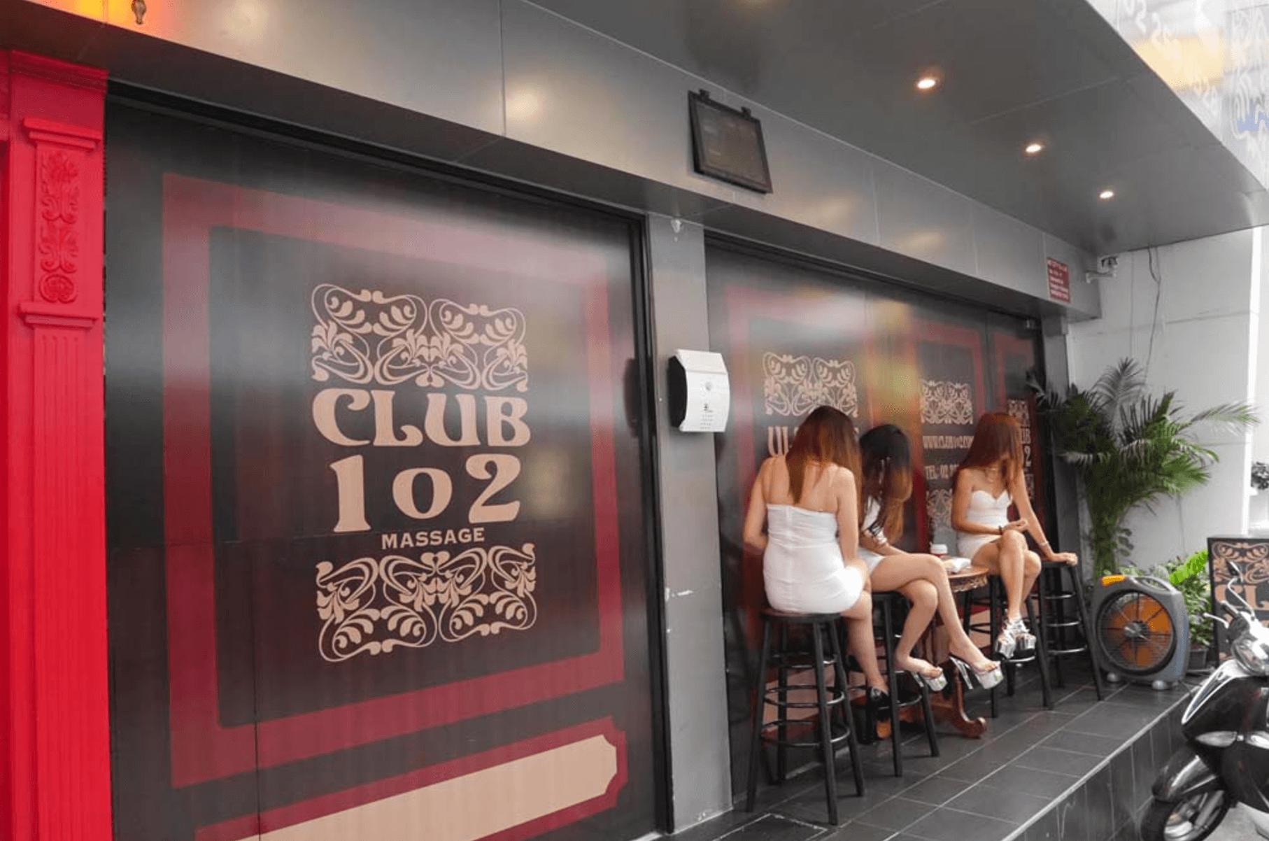 Top 5 Ladyboy Massage Parlours In Bangkok, Thailand