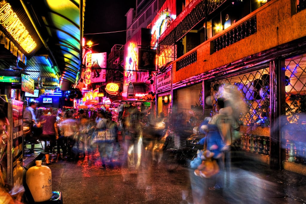 Top 5 Places To Find Ladyboys In Bangkok